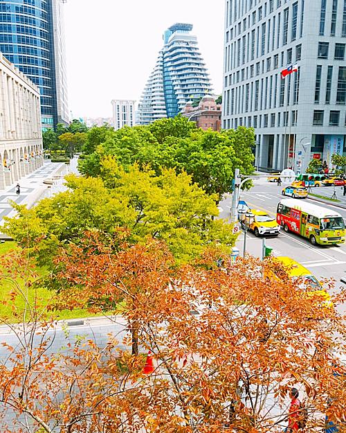Tòa nhà xoắn quẩy - điểm check in mới ở Đài Bắc - 8