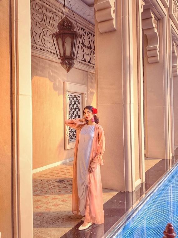 Lan Khuê du lịch Dubai - 7