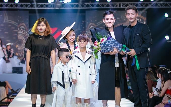 NTK Đắc Ngọc là đại diện Việt Nam duy nhất tham dự tuần lễ thời trang này.