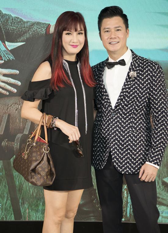 Diễn viên Hiền Mai gây bất ngờ với nhan sắc trẻ trung ở tuổi ngoài 50.
