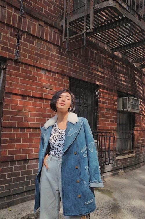Nhờ cách phối đồ khéo léo, Châu Bùi thường được mời dự các show thời trang quốc tế. Cô tên thật là tên thật Bùi Thái Bảo Châu,nick name Chou Chou,sinh năm 1997 vàcao 1,6 m.
