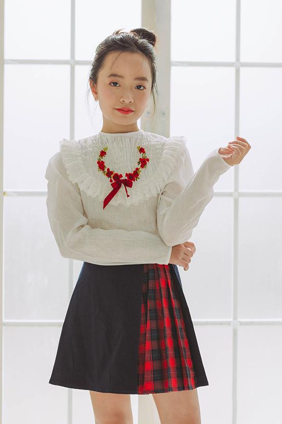 Huỳnh Phương Anh làm gương mặt đại diện Asian Kids Fashion Week 2020 sau hơn 2 năm theo đuổi lớp học mẫu nhí Pinkids với nhiều thay đổi và tiến bộ vượt bậc