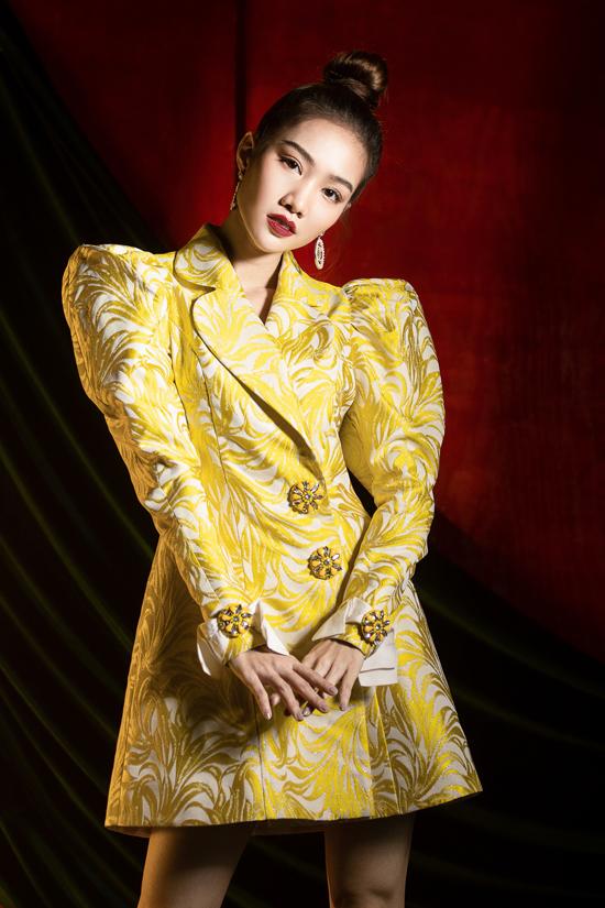 Váy đi tiệc theo phong cách Á Đông - 7