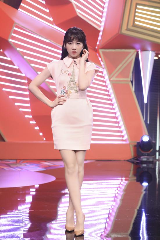 Hari Won nghiện mặc váy Đỗ LongLeada - 8