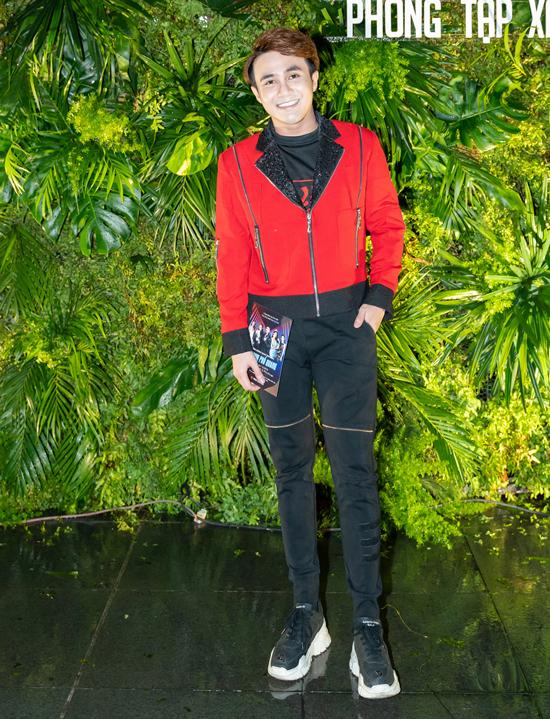 Diễn viên hài Huỳnh Lập là khách mời trong sự kiện tối 15/9.