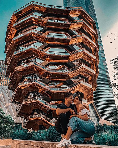 Tòa nhà đèn lồng ở Mỹ - 5
