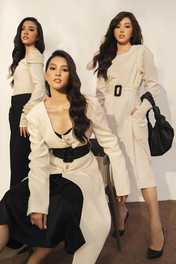 Tiểu Vy giành vương miện khi mới 18 tuổi. Sau đó, nữ sinh Quảng Nam dự thi Hoa hậu Thế giới, lọt top 5 Hoa hậu Nhân ái, top 30 chung cuộc. Nhờ gương mặt khả ái và vóc dáng gợi cảm, cô trở thành mỹ nhân được săn đón tại nhiều sự kiện, sàn diễn thời trang.