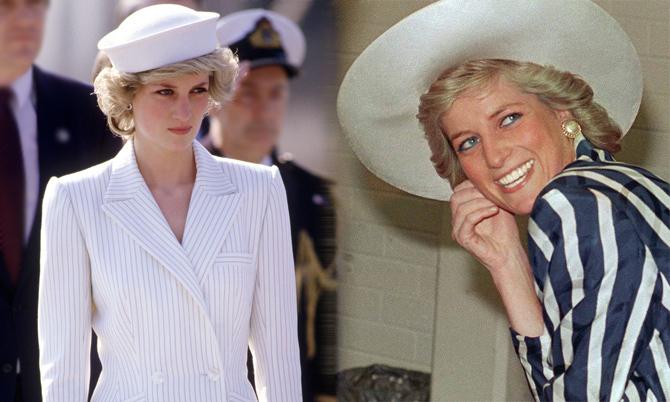 Những kiểu đồ Diana từng mặc giờ vẫn mốt