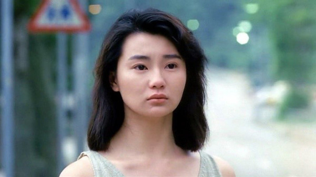 Vẻ đẹp Trương Mạn Ngọc thời đóng Tâm trạng khi yêu - 8