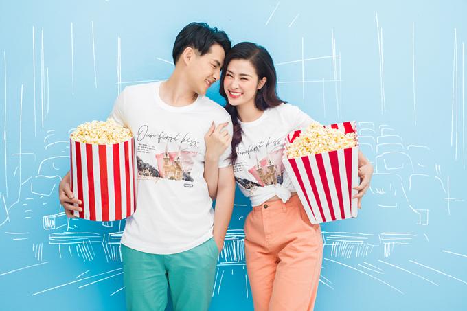 Đông Nhi - Ông Cao Thắng vừa bật mí loạt ảnh prewedding đầu tiênkết hợp với một nhãn hàng thời trang, nhận được nhiều sự yêu mến từ khán giả.