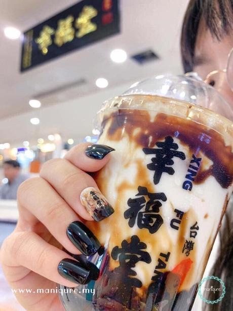 8 mẫu móng tay cho tín đồ trà sữa - Ngôi sao
