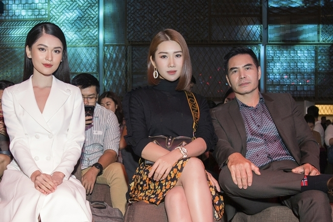 Á hậu Thùy Dung cũng là khách mời dự sự kiện.