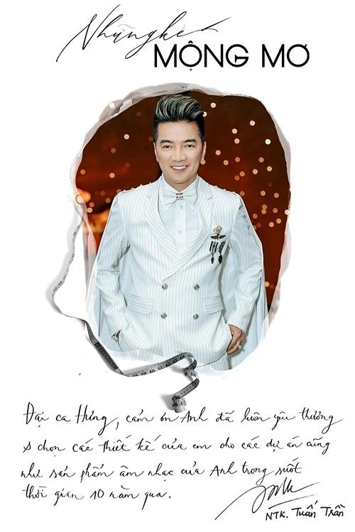 Đàm Vĩnh Hưng hào hứng tham dự show diễn sắp tới của Tuấn Trần.