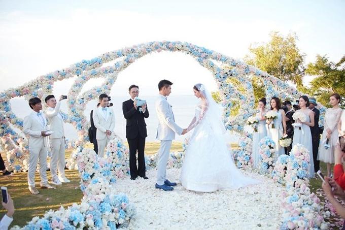 Ngô Kỳ Long và Lưu Thi Thi chọn Bali để làm lễ thành hôn.