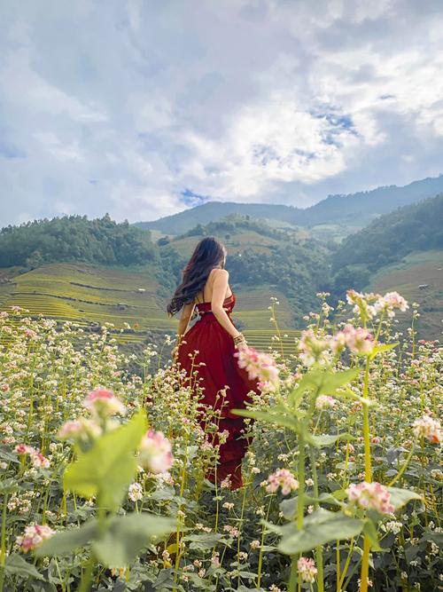Cô gái Hà Nội lạc giữa biển vàng Mù Cang Chải - 9