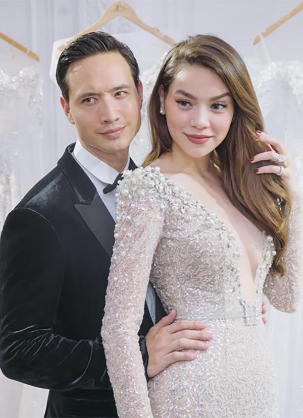 Hơn 2 năm yêu nhau, họ trở thành một trong những cặp đôi đẹp nhất của showbiz Việt.