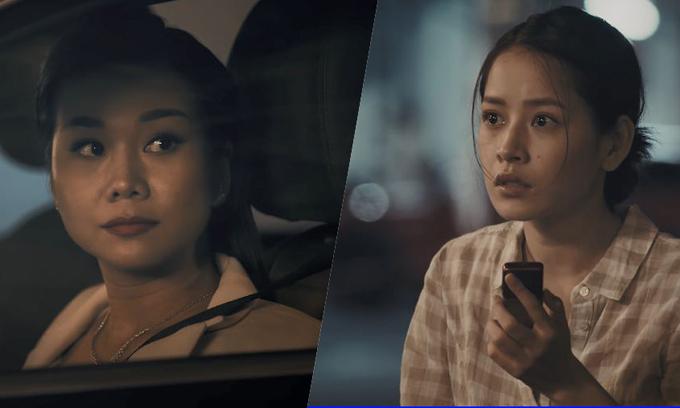 Thanh Hằng và Chi Pu lần đầu hợp tác trong điện ảnh.