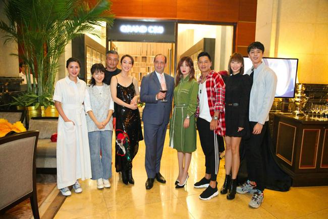 Các khách mời dự sự kiện hôm 24/9.