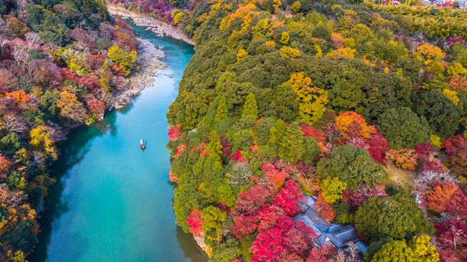 Điểm ngắm mùa thu ở châu Á - 1