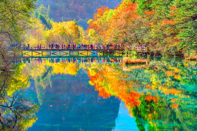 Điểm ngắm mùa thu ở châu Á - 8