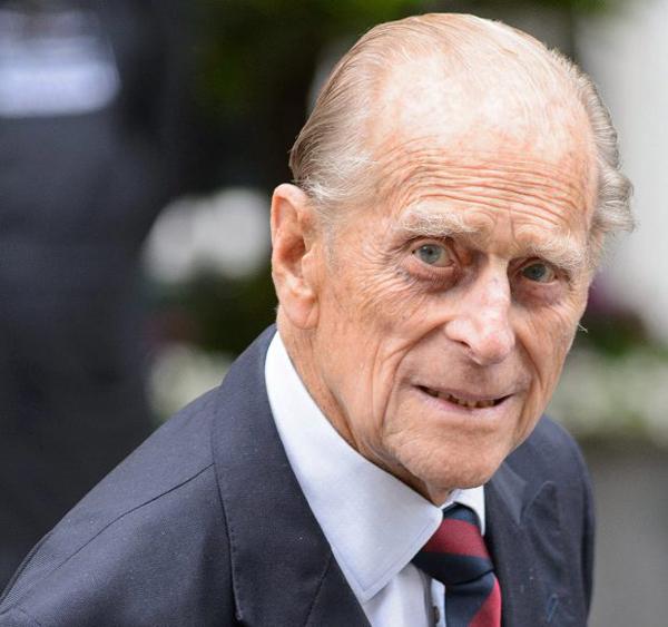 Hoàng thân Philip, chồng của Nữ hoàng Elizabeth II. Ảnh: PA.