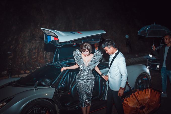 Doanh nhân Minh Nhựa khoa dàn siêu xe Pagani 80 tỷ đồng