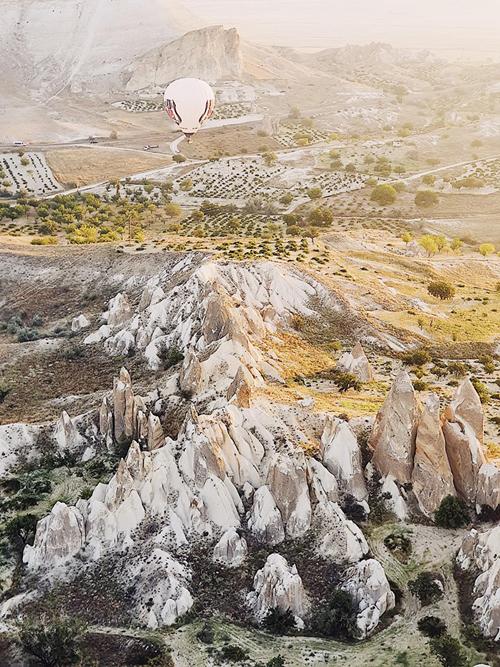 Quang Vinh bay lơ lửng ở Thổ Nhĩ Kỳ - 11