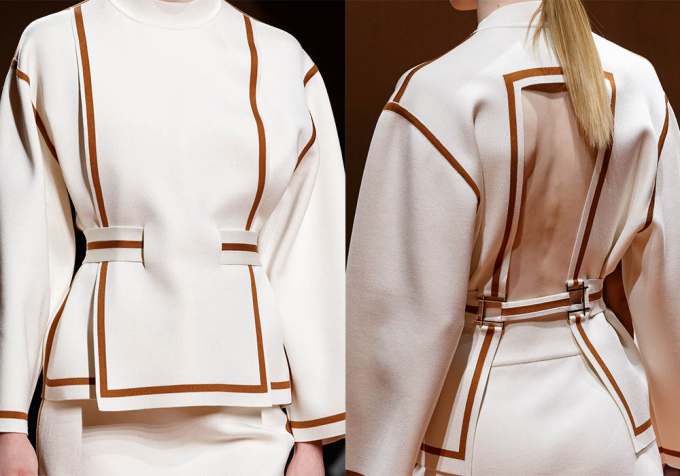 Các thiết kế Hermès mang đến sàn diễn Paris Fashion Week 2019 hiển thị toàn bộ sắc thái của nhà mốt, tinh tế và thanh lịch, hiện đại đan cài với giá trị nguyên bản tạo thành tên tuổi hơn 180 năm của nhà mốt nước Pháp.
