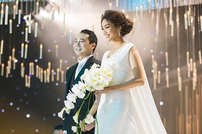 Lan Khuê kết hôn cùng ông xã - doanh nhân Tuấn John