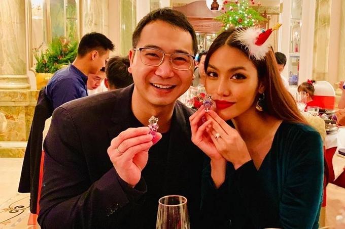 Sau kết hôn, Lan Khuê có phần kín tiếng hơn. Cô lui về tập trung chăm sóc gia đình nhỏ, tỉnh thoảng mới trình diễn catwalk hay tham gia event.