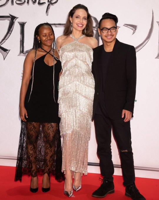 Hai ngày trước đó khi tham dự buổi ra mắt phim ở Los Angeles, Jolie đã tiết lộ rằng cô sắp được gặp Maddox tại Nhật. Maddox sẽ bay sang Nhật Bản gặp tôi. Chỉ còn hai ngày nữa tôi sẽ được gặp con trai yêu dấu. Cậu bé rất tuyệt vời. Tôi biết Maddox là người cứng rắn và đã thích nghi với cuộc sống mới nhưng tôi vẫn cần được trông thấy con, cô tâm sự.