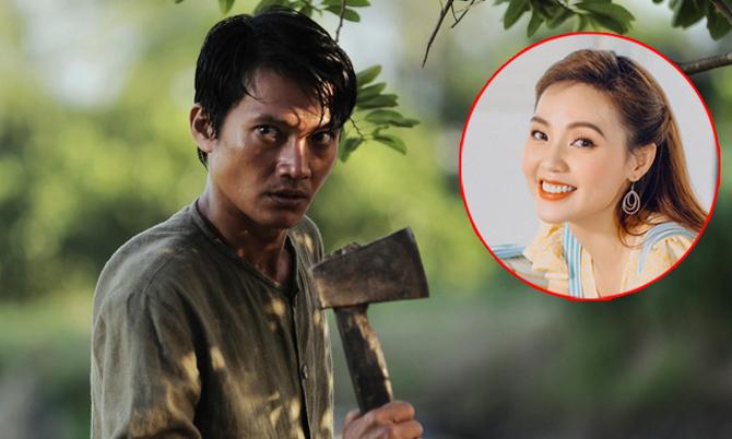 Vợ rùng mình ánh mắt của Quang Tuấn trong phim