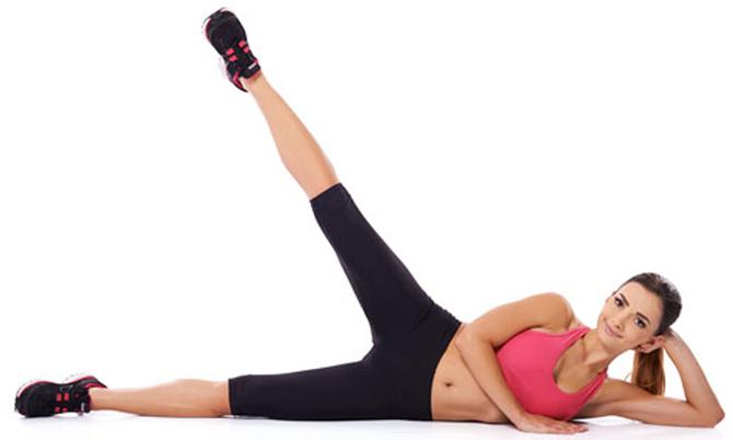 5 động tác giúp bắp chân săn chắc