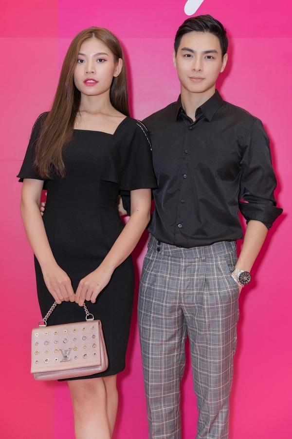 Vợ chồng Chúng Huyền Thanh - Jay Quân luôn sánh đôi ở nhiều sự kiện.