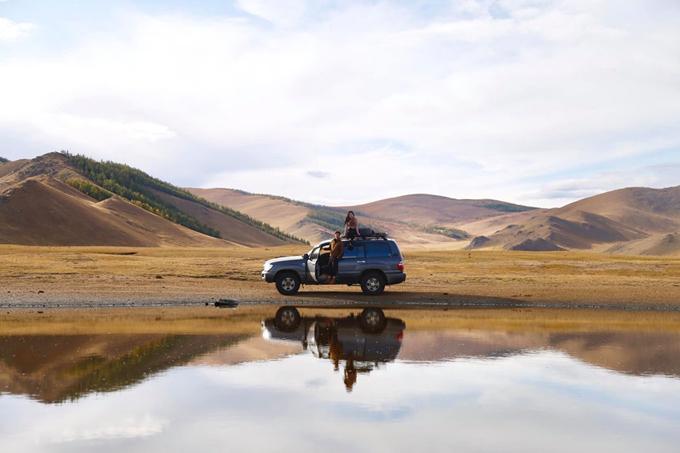 Chuyến du lịch Mông Cổ như mơ của vợ chồng MC Đồng Thu - 9