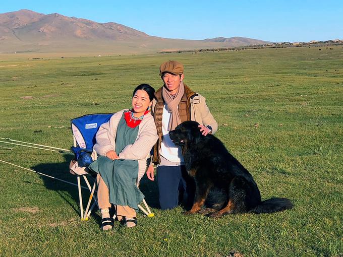 Chuyến du lịch Mông Cổ như mơ của vợ chồng MC Đồng Thu - 10