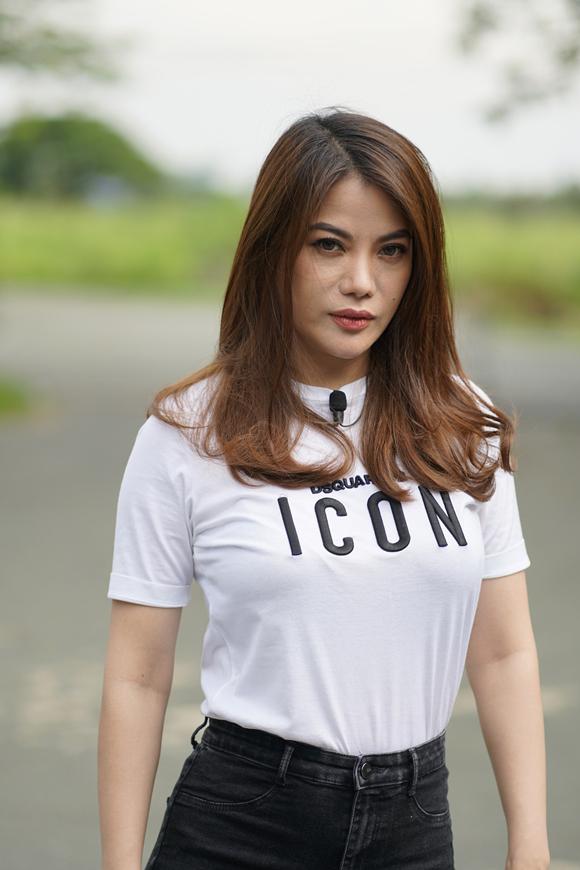 Trương Ngọc Ánh mặc đồ khỏe khoắn xuất hiện trong tập 11 của Mỹ nhân hành động.