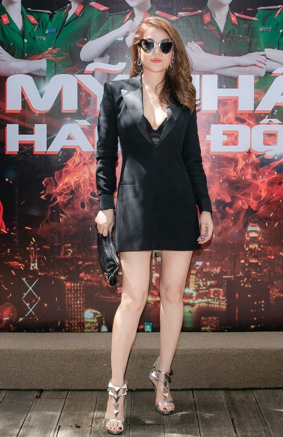 Trương Ngọc Ánh dự họp báo ra mắt show Mỹ nhân hành động giữa tháng 7.