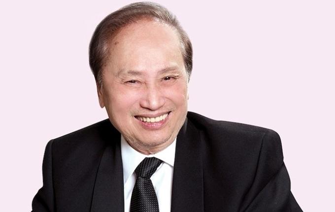 Nhạc sĩ Lam Phương.