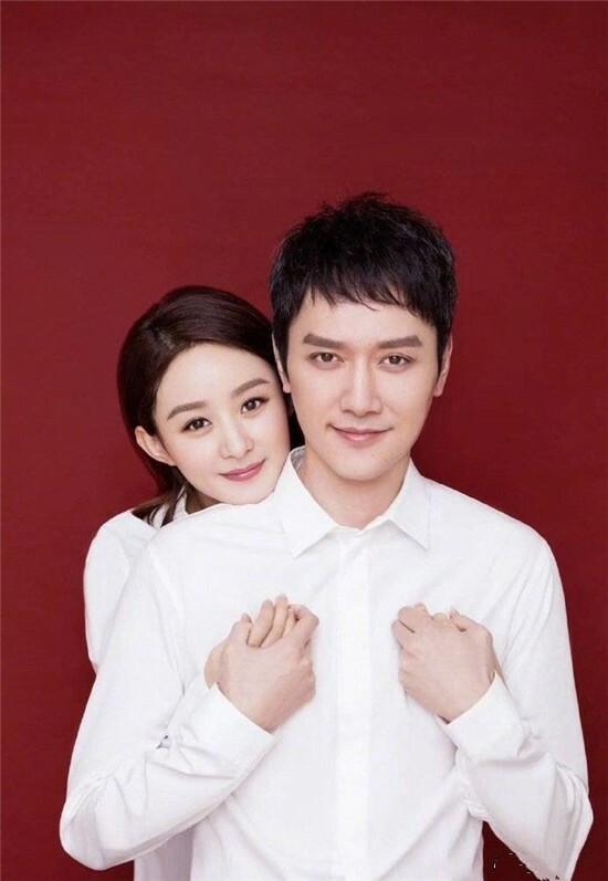 Vợ chồng Lệ Dĩnh - Thiệu Phong.