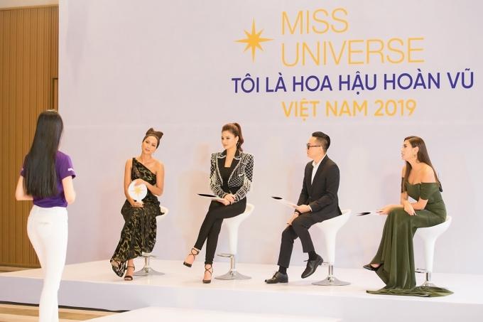 Tập 2 Tôi là Hoa hậu Hoàn vũ Việt Nam 2019 sẽ lên sóng vào lúc 21h10 ngày 11/10trên kênh VTV9.