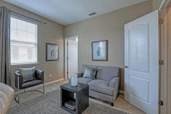 Một số không gian trong ngôi nhà phục vụ nhiều mục đích sinh hoạt khác nhau.
