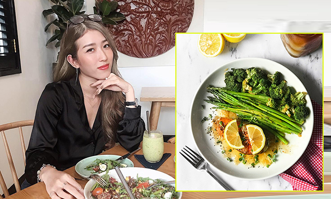 Thực đơn Eat Clean giúp 9X Sài Gòn cải thiện sắc vóc