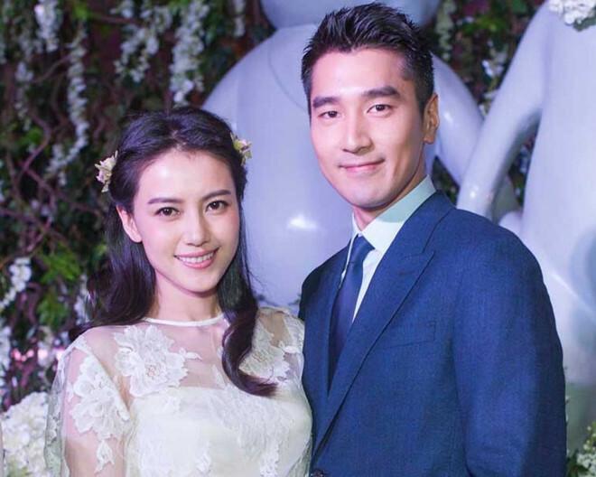 Vợ chồng Cao Viên Viên, Triệu Hựu Đình.