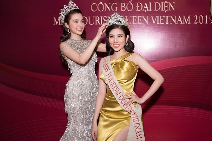 Hình thể người đẹp Nha Trang thi Hoa hậu Du lịch Quốc tế 2019 - 5
