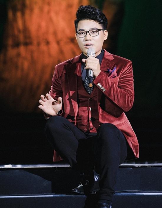 Ca sĩ Duy Cường - quán quân Thần tượng Bolero 2017.