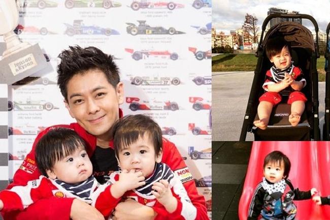 Lâm Chí Dĩnh có ba con trai đều quốc tịch Mỹ.