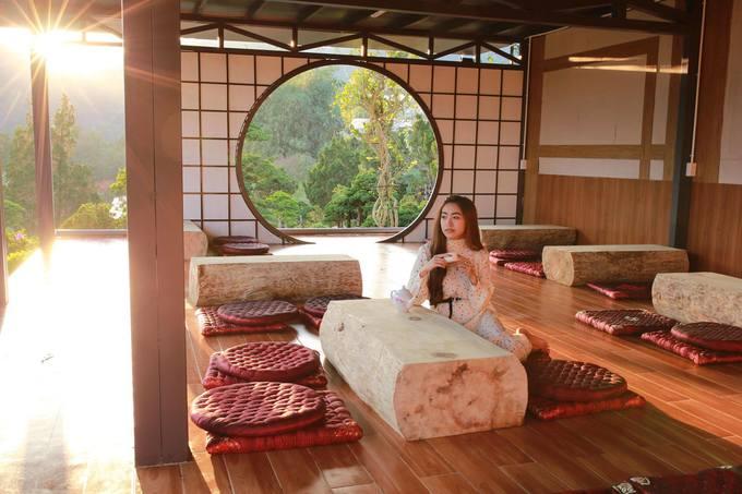 Vườn Nhật mới mở ở Đà Lạt