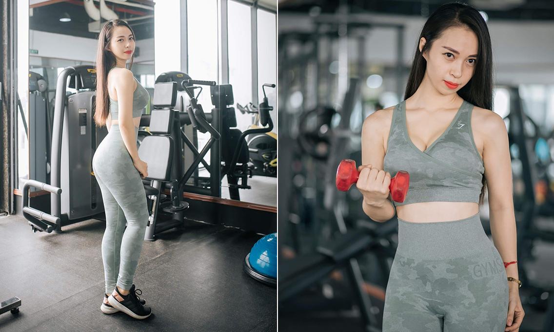 Hành trình giảm 16 kg sau sinh của bà mẹ Hà Nội