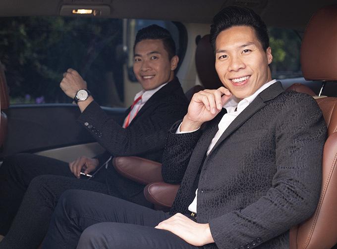 Hai hoàng tử xiếc Việt Nam hào hứng với sự kiện văn hoá nghệ thuật đình đám quy tụ nhiều nghệ sĩ châu Á.